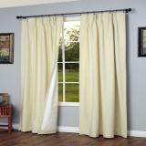Pinch Pleat Insulated Curtains
