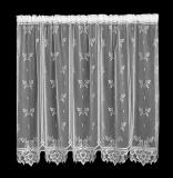 Heritage Lace Heirloom Sheer Panel- 3 Sizes and 2 Colors