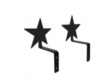 Village Wrought Iron Swag Hooks- 4 Styles