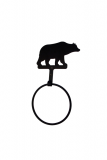 Village Wrought Iron Towel Ring- 10 Styles