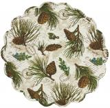 Park Designs Walk In The Woods Table Top- 3 Styles