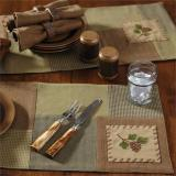 Park Designs Pineview Table Top-3 Styles
