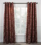 Ellis Curtain Meadow Lined Grommet Panel - 4 Colors