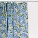 Ellis Curtain Hydrangea Shower Curtain