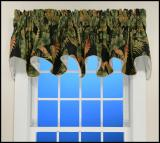 Ellis Curtain LaSelva Duchess Filler Valance - 2 Colors