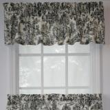 Ellis Curtain Victoria Park Tailored Valance - 4 Colors