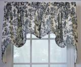 Ellis Curtain Victoria Park Empress Valance - 4 Colors