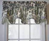 Ellis Curtain Victoria Park Scallop Valance - 4 Colors